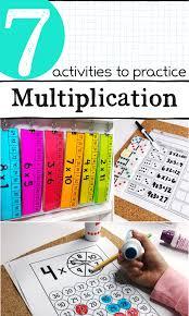pattern practice games 7 activities to practice multiplication