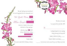 wedding invitation designs plumegiant