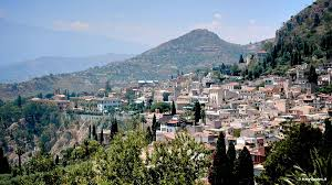 Map Of Sicily Italy by Pictures Of Taormina Photo Gallery And Movies Of Taormina Sicily
