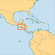 Map In Spanish Where Is Belize Located Geography And Map Of Best Of El Salvador