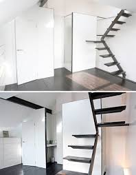 Staircase Ideas For Small House Simple Stairs Design For Small House A More Decor