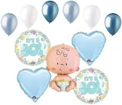 Welcome Baby Home Decorations Welcome Home Decoration Cool Pc Lot Its A Boy Balloon Bouquet