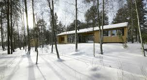 House Design Modern Dog Trot Gallery A Dogtrot Cabin In Finland K2s Architects Small House