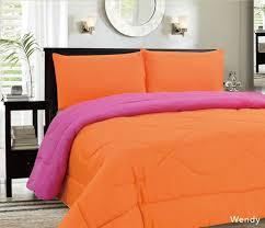 Home Design Down Alternative Comforter Colorful Reversible Down Alternative Lightweight Comforters 7