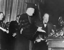 Significance Of Iron Curtain Speech Winston Churchill Iron Curtain Speech Summary Best Curtains Home