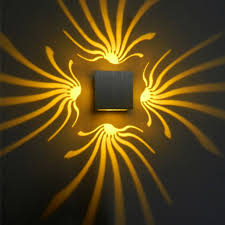 decorative led lights for home contemporary decorative led wall lights of home design style