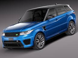 range rover svr engine 2018 land rover range rover sport svr high resolution photo for
