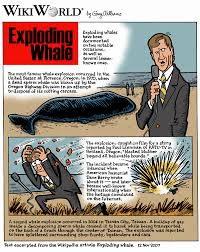 Oregon how fast does sperm travel images A whale exploded in oregon in 1970 and the story will blow your png