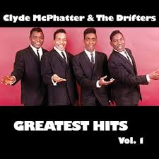clyde mcphatter feat the drifters white christmas lyrics