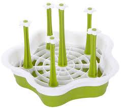Dish Rack And Drainboard Set Half Sink Dish Drainer