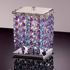 Small Table Lamp With Crystals Best 25 Small Table Lamps Ideas On Pinterest Rustic Lamp Shades