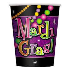 mardi gras cups mardi gras party supplies