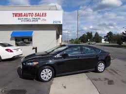 ford fusion sales 2014 2014 ford fusion s in detroit mi auto sales inc