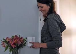switchmate toggle smart light switch this box snaps onto any normal light switch to make it a smart