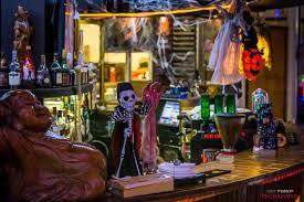 me u0026you2 bar and pizza xiamen 2015 halloween decoration