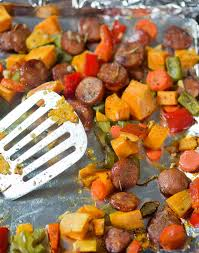How To Make Roasted Vegetables by Roasted Vegetables And Sausage Delicious Meets Healthy