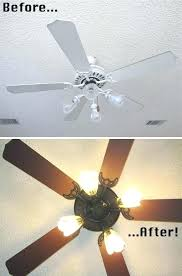 spray paint ceiling fan paint ceiling fan cbat info