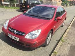 2003 citroen c5 vtr hdi in ipswich suffolk gumtree