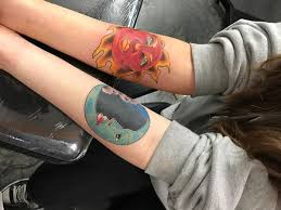 moon tattoos with meaning crescent moon tattoo
