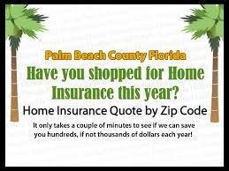 home insurance palm beach county florida