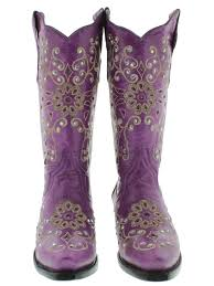 womens cowboy boots cheap uk cowboy boots s purple python inlay snip toe cowboy boots