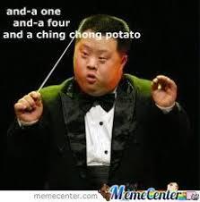 Asian Meme - asian potato by polymorphic meme center