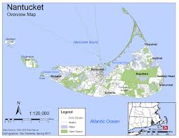Nantucket Map Kameda Assignment 2 Introduction To Gis For Urban And