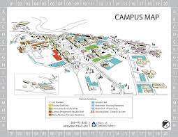 Utc Parking Map Campus Map Andrews University