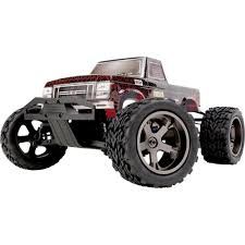 monster truck nitro 4 reely supersonic brushed 1 10 rc model car electric monster truck