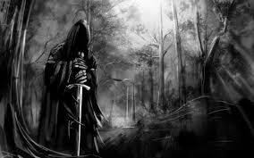 black king wallpaper black and white the lord of the rings nazgul the witch king