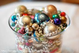 very merry vintage syle make a christmas centerpiece with vintage