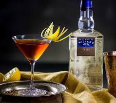 martini gin dubonnet u2013 martin miller u0027s gin