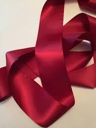 maroon ribbon burgundy satin ribbon sherry satin ribbon burgundy bridal