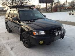 2014 Forester Roof Rack by Led Light Bar Roof Mount Subaru Forester Owners Forum