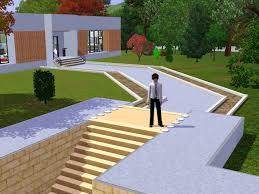 Les Belles Maisons Villa Architecte Top Design Sims3