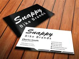 Bicycle Business Cards 44 Elegant Playful Business Card Designs For A Business In United
