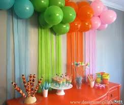 birthday decorations ideas at home for simple how to make