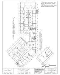 Floor Plans For Commercial Buildings as built floor plans