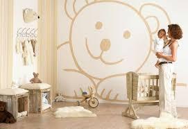 chambre bébé ourson deco chambre bebe theme ourson