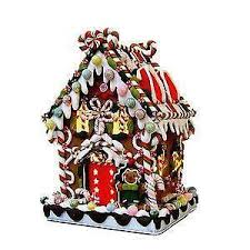gingerbread house ebay