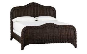 Wicker Beds Summery Wicker Furniture