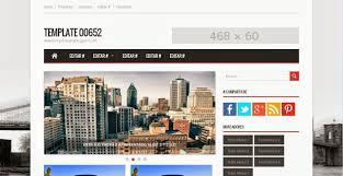 templates blogger profissional template para blog de revista noticias jogos profissional 00652