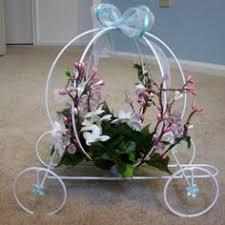 ideas for cinderella wedding cinderella centerpiece wire