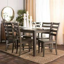 gray dining room table 4 up gray solid wood dining room sets kitchen dining