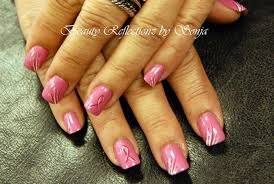 breast cancer awareness nail art gallery