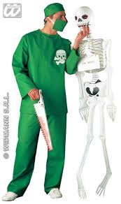 green costume