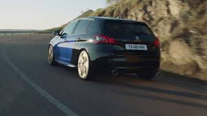 peugeot family drive 2018 peugeot 308 gti drive and design youtube