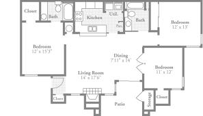 three bedroom floor plans 3 bedroom floor plans crowne at landing stylish