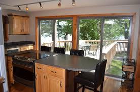 Lake House Kitchen by Lake House Ridin Hy Ranch Resort
