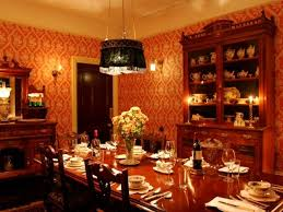 Victorian Dining Room 91 Best Victorian Dining Rooms Images On Pinterest Victorian